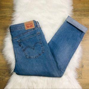 Levi's Boyfriend Jeans Size 30
